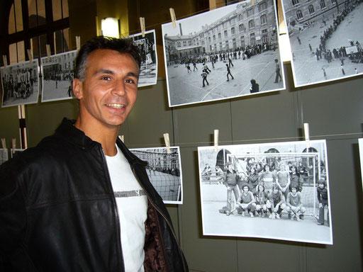 Patrick Pinero, footeux des années 80...