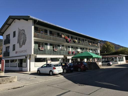 Wohn- und Geschäftshaus in Rottach-Egern