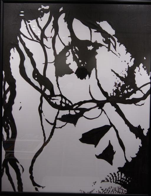 "Acryl auf Papier 70x110 Jackson ""Emotions""                            2010"