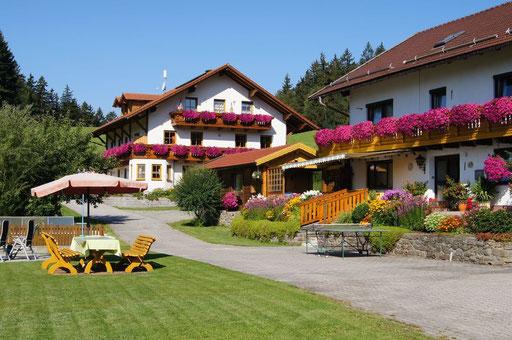 Ferienhof Christa in Elisabethszell