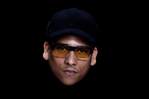 Xavier Naidoo wearing Alain Mikli glasses Photo credits: Thommy Mardo