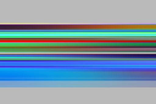 stripes 01.2_2008_200x130cm_Aludibond mit glänzender Oberflächenkaschierung
