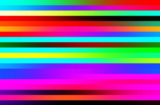 stripes 02.1_2009_190x136cm_Aludibond mit glänzender Oberflächenkaschierung