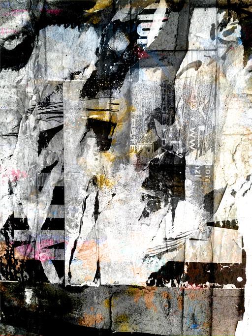 Canvas I 03_2015_100x175 cm_Aludibond mit glänzender Oberflächenkaschierung