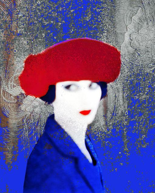 The blush 09_2014_38x30 cm_Aludibond mit Plexiglas