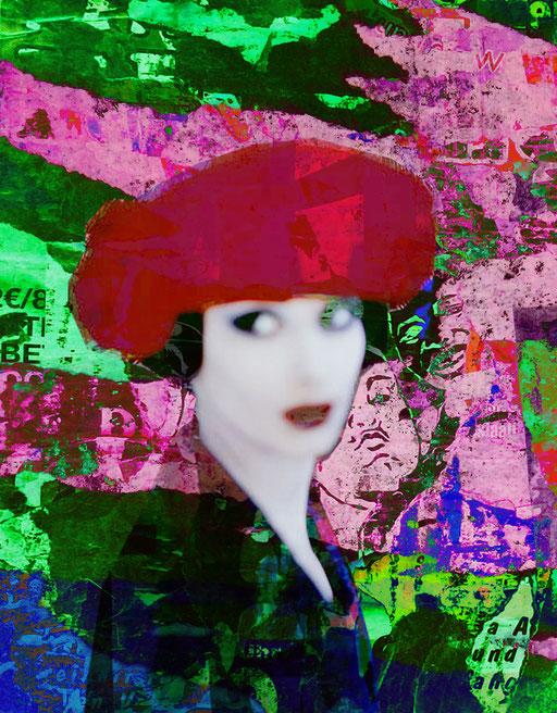 The blush 09_2016_38x30 cm_Aludibond mit Plexiglas