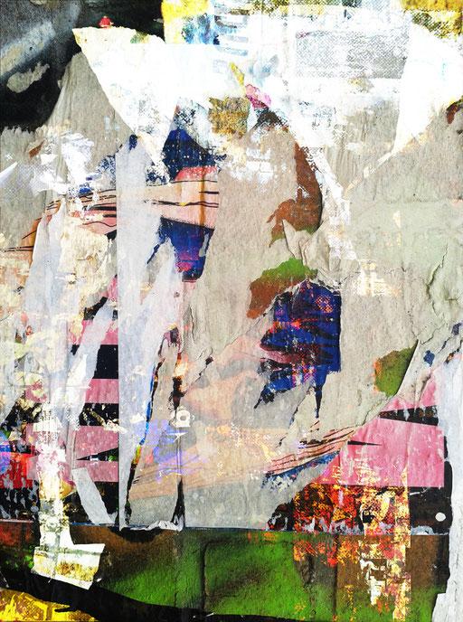 Canvas I 09_2014_100x175 cm_Aludibond mit glänzender Folienkaschierung