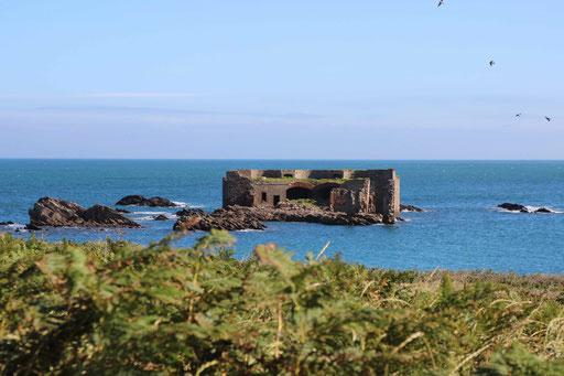 Alderney - Hitlers Bauten