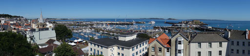 Guernsey - Hafen