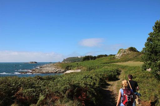 Alderney - Farne satt