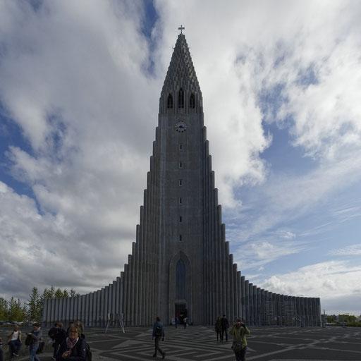 Reykjavik - Hallgrimskirka