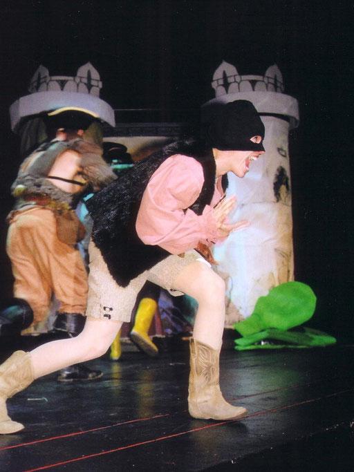 Glückskind - Theater mit Horizont Wien