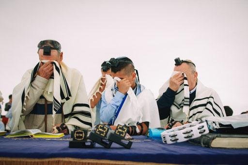 ברכה בבית הכנסת - עליה לתורה
