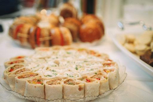 טורטיות ממולאות גבינה וביצה