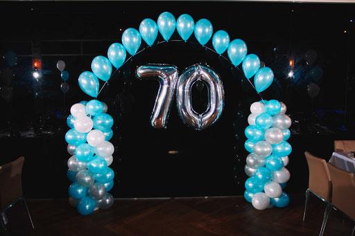 צילום יום הולדת 70