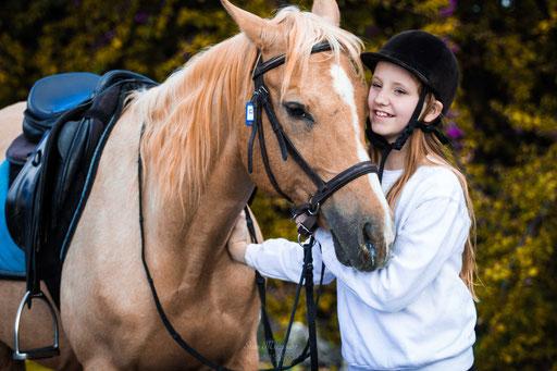 צילום בחוות סוסים