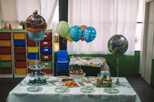 יום הולדת גיל 5