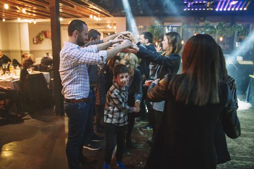 צילום: סטאס מוזיקוב - מסיבת יום הולדת