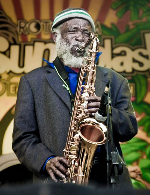 Cedric Brooks (Skatalites) Rest in peace