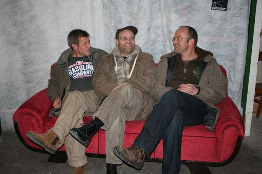 Roland Weber, Thomas Wansing, Christoph Fischer