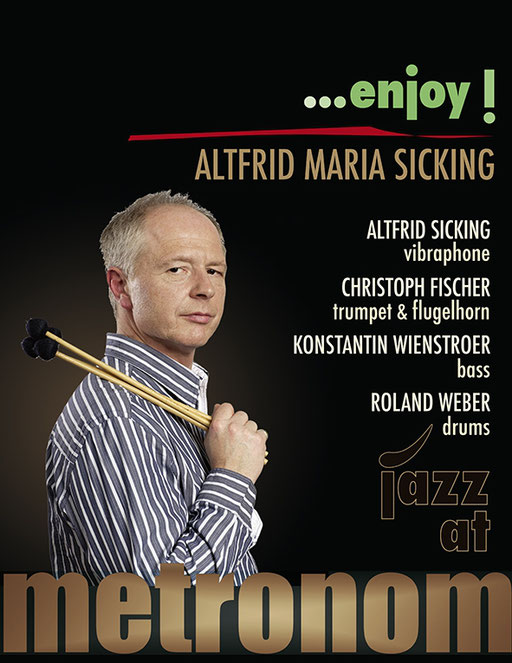 Konzertplakat A. M. Sicking