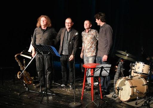 Martin Sasse, Alberto Menendez, Roland Weber, Konstantin Wienstroer