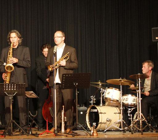 mit Christoph Fischer, George Tjong-Ayong, Hamburg