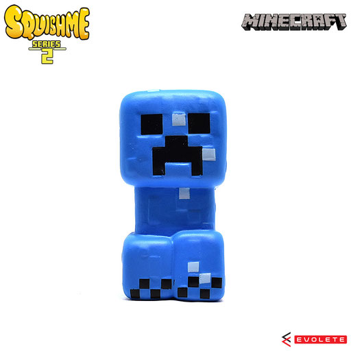 Minecraft SquishMe Series 2 (Charged Creeper)