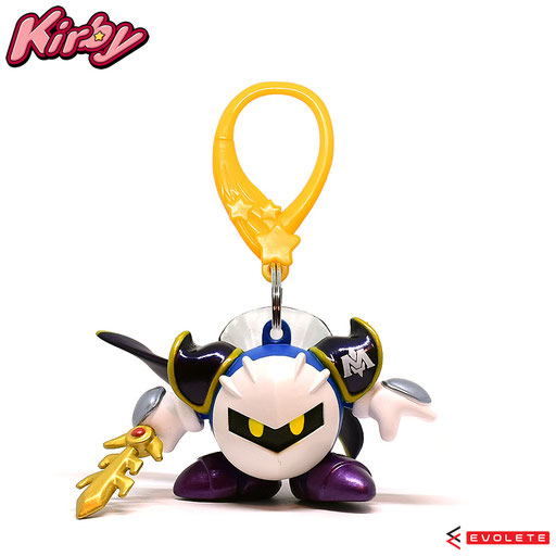 Kirby Backpack Hangers Series 2 (Meta Knight)