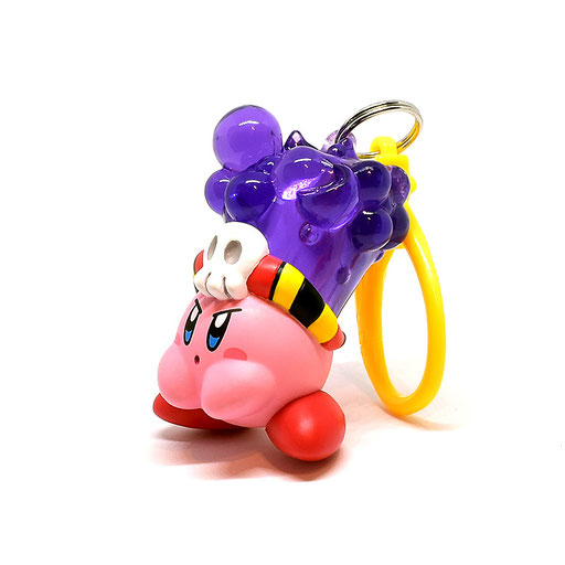 Kirby Backpack Hanger Series 2 (Kirby/Poison)