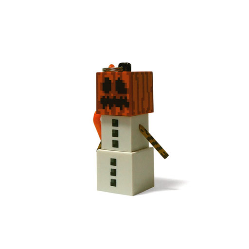 Minecraft Hangers Series 3 (Snow Golem)
