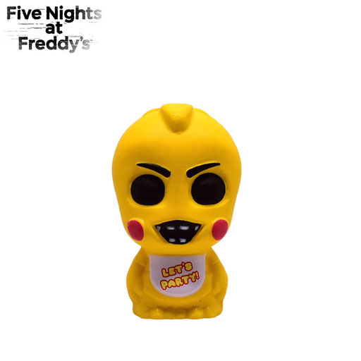 Five Nights at Freddy's SquishMe (Toy Chica)