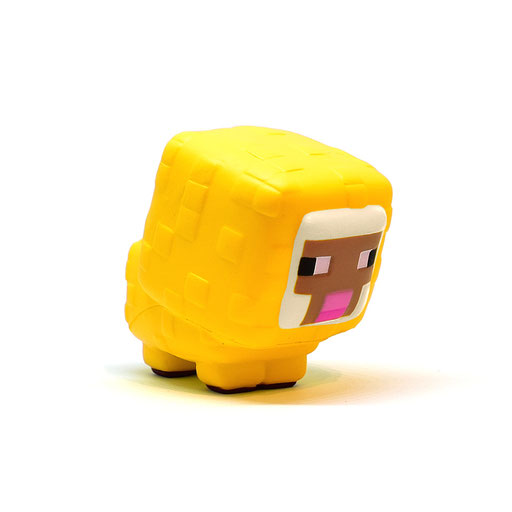 Minecraft SquishMe (Sheep/Yellow)
