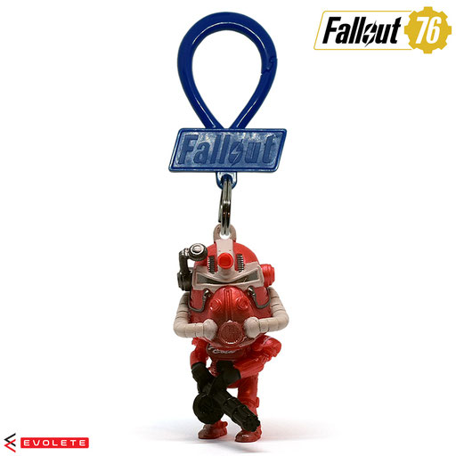 Fallout 76 Backpack Hangers (Nuka T-51)