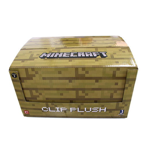 Minecraft Clip Plush (PDQ)