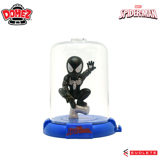 Marvel Spider-Man Domez (Spider-Man Symbiote Suit)
