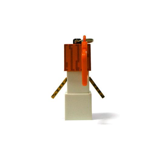 Minecraft Hangers Series 3 (Snow Golem)