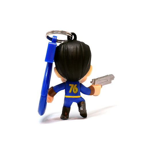 Fallout 76 Backpack Hangers (Vault Dweller)