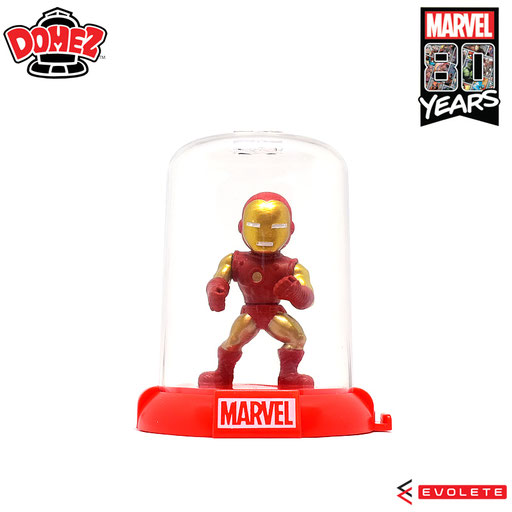 Marvel 80 Years Domez (Iron Man)