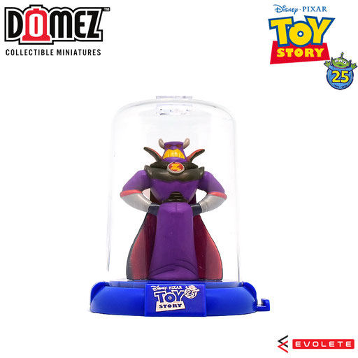 Disney Pixar Toy Story 25th Anniversary Domez (Emperor Zurg)