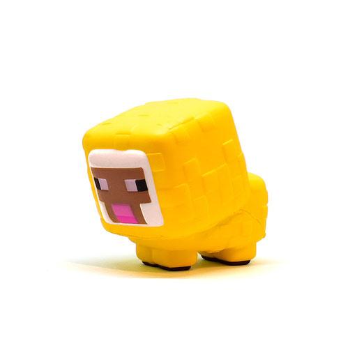 Minecraft SquishMe (Sheep/Yellow)