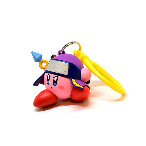 Kirby Backpack Hanger Series 2 (Kirby/Ninja)