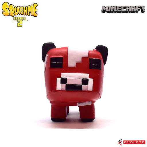Minecraft SquishMe Series 2 (Mooshroom)
