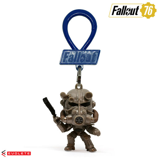 Fallout 76 Backpack Hangers (T-45)