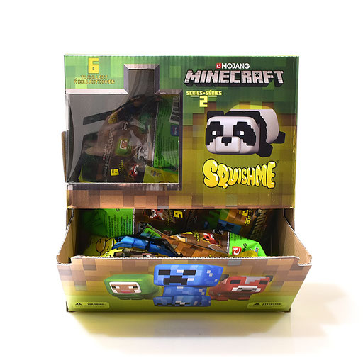 Minecraft SquishMe Series 2
