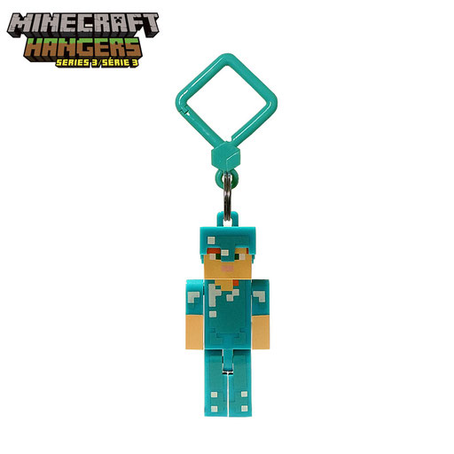 Minecraft Hangers Series 3 (Diamond Alex)