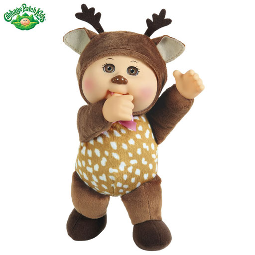 Cabbage Patch Kids Forest Friends (Sage Deer) キャベッジ パッチ キッズ フォレスト フレンズ(シカのセージ)