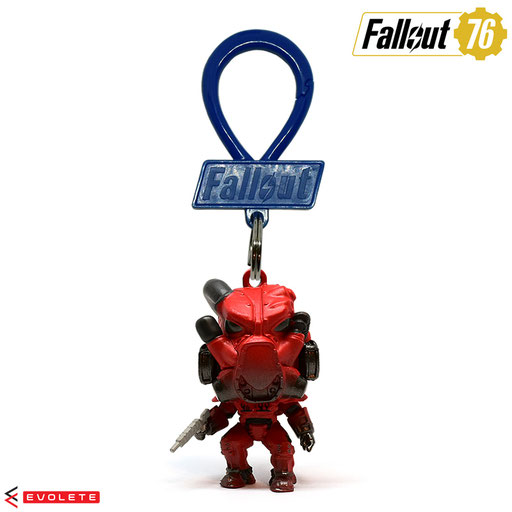 Fallout 76 Backpack Hangers (Hot Rod X-01)