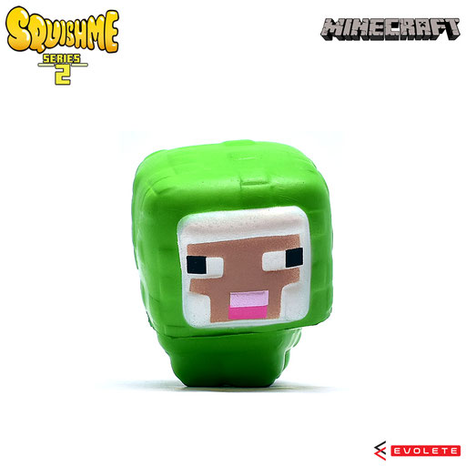Minecraft SquishMe Series 2 (Sheep)