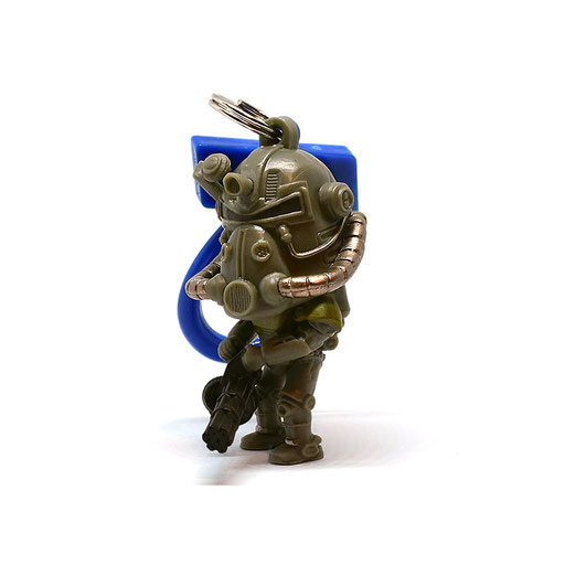 Fallout 76 Backpack Hangers (T-51)